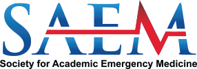Society for Academic Emergency Medicine (SAEM) logo